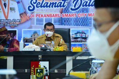 PPKM Level IV Di Kota Pekanbaru Diperpanjang Hingga 9 Agustus