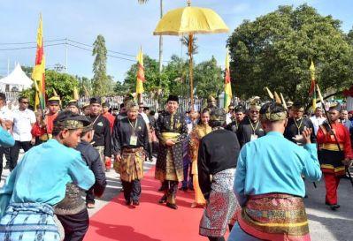 Presiden Jokowi Dijadwalkan Ke Riau Pantau Vaksinasi Massal di Kota Pekanbaru