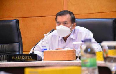 Walikota, Firdaus: Anggaran Perubahan Pemko Pekanbaru Berkurang